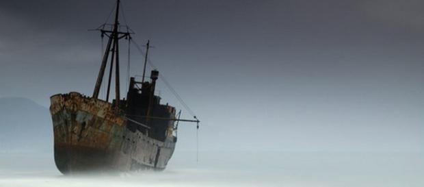Il mistero della navi fantasma