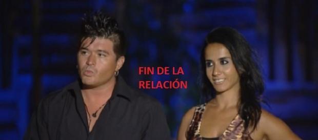 """Junior y Mila, pareja formada en """"Amor a Prueba"""""""