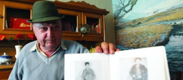 N Ciurică îşi trăieşte bătrâneţile la Teregova
