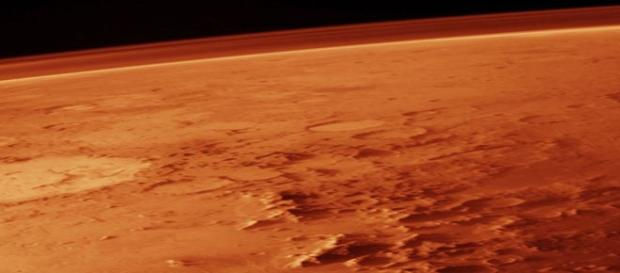 NASA's plan to send people on the planet Mars