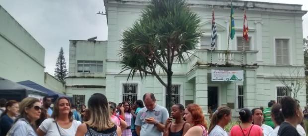 Paço Municipal de São Vicente-SP
