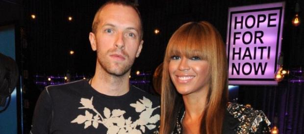 Parceria do Coldplay com Beyoncé