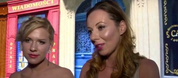 Polina i Swieta - sympatyczne lwowianki, scrn YT