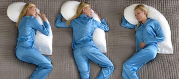 Posiciones al dormir y personalidad