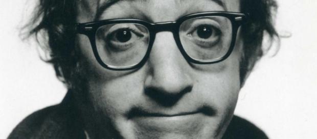 Woody Allen. Cineasta, roteirista e ator.