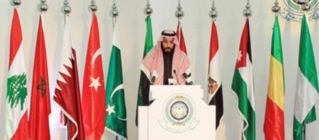 Arabia Saudita crea una alianza en 34 paises
