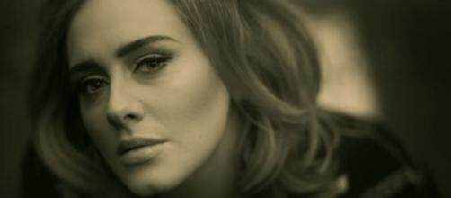 Adele, cantante pop britannica