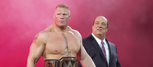 Brock Lesnar set to face Alberto Del Rio
