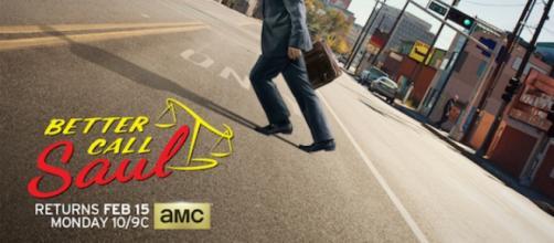 Cartel la segunda temporada de Better Call Saul
