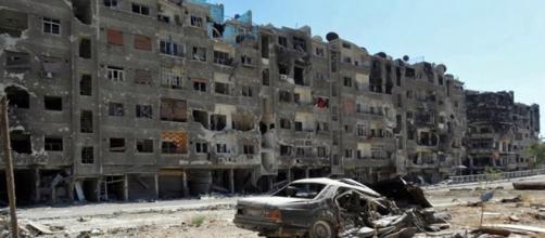 Consecuencias de la Guerra en Siria