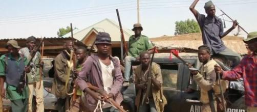 Grupo terrorista Boko Haram, activo en Nigeria