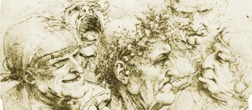 Leonardo da Vinci y los 4 humores hipocráticos