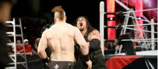 Sheams faces Roman Reigns on Sunday at 'WWE TLC'