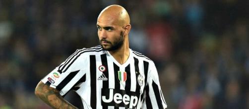 Simone Zaza, attaccante della Juventus.