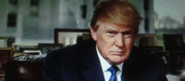 Donald Trumpo Leader repubblicano