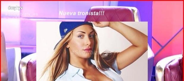 Elisa de Panicis nueva tronista