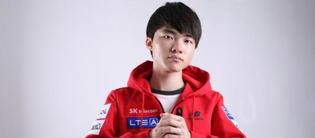 League of Legends Spieler Faker