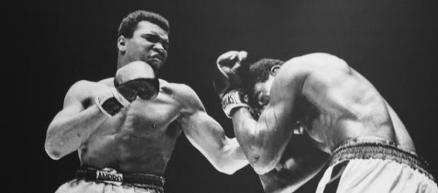 Muhammad Ali continúa su lucha por los musulmanes.