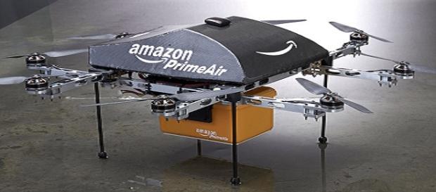 Prime Air, el futuro de Amazon esta en los Drones