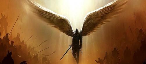 Bajo la Sombra del Apocalipsis angeles vs demonios