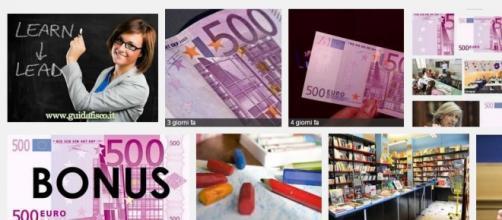 bonus di 500 euro docenti fase b e c