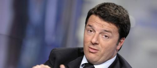 Foto: il primo ministro Matteo Renzi