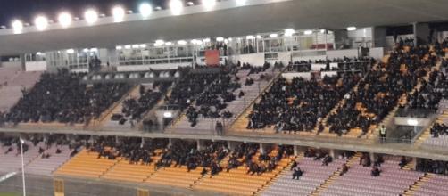 Il Lecce sarà seguito dai tifosi in trasferta.