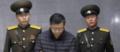 Pastor canadense condenado na Coréia do Norte
