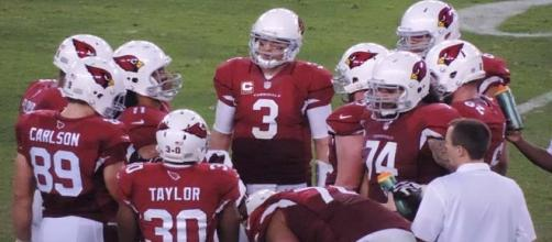 The Arizona Cardinals are off to the NFL playoffs.