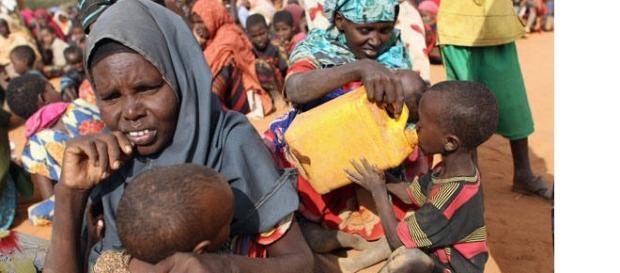 Etiópia, um dos países que mais sofre com a fome