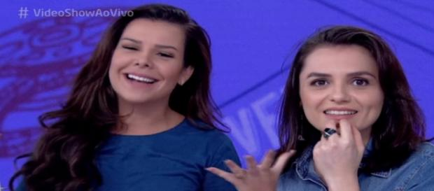 Fernanda Souza pode apresentar o Víde Show