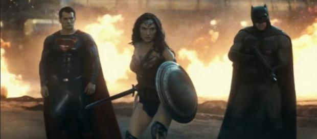 Gal Gadot as Wonder Woman (Flickr)