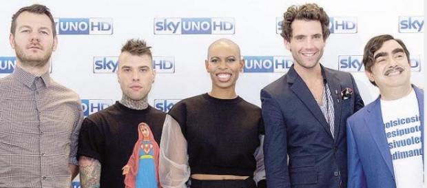 I giudici di X Factor Italia 2015