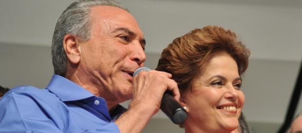 Impeachment de vice foi incluído no mesmo de Dilma