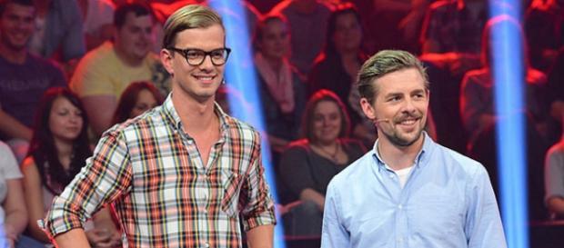 Joko Winterscheidt (li.) und Klaas Heufer-Umlauf