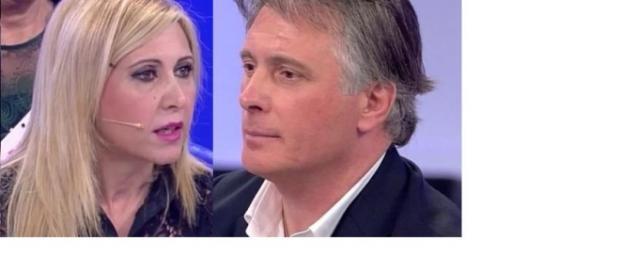 Maria Grazia contro Giorgio a Uomini e donne.