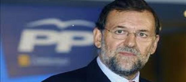 Mariano Rajoy, candidato del PP