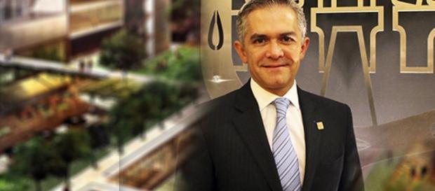 Miguel Ángel Mancera, Jefe de Gobierno del D. F.