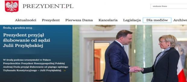 Prezydent A. Duda traci na sporze dotyczącym TK