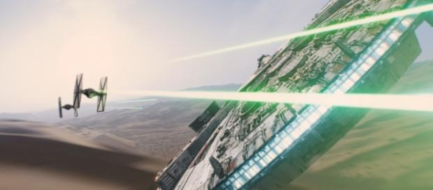 """""""Star Wars Episódio VII - O Despertar da Força"""""""