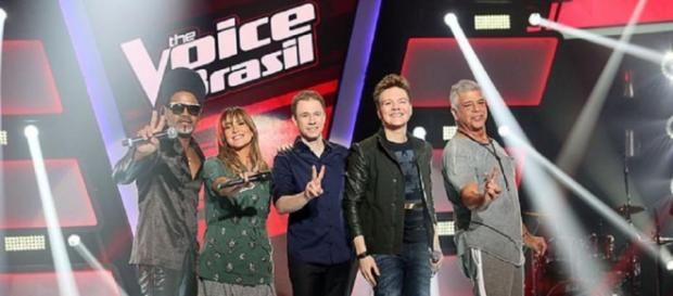 'The Voice Brasil': Ultima rodada do Show ao vivo.