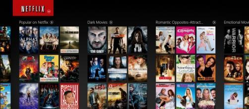 Catalogo Netflix Italia, dicembre 2015