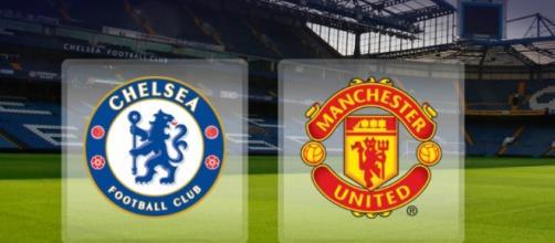 Il mondaynight Manchester United- Chelsea