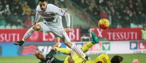 Milan-Carpi, quarto di finale di Coppa Italia