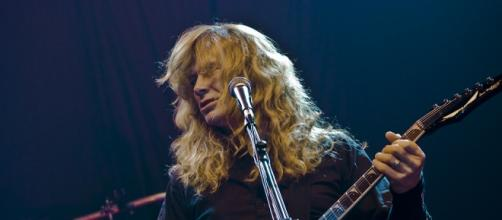 Mustaine lamenta la muerte de Scott Weiland