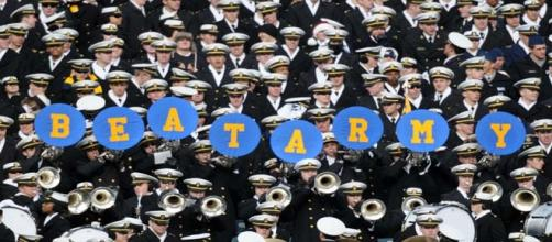 Navy is the favorite to win over Army Navy.