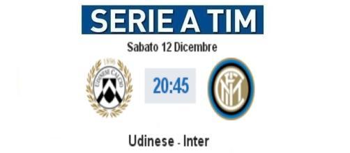 Udinese - Inter in diretta live su BlastingNews