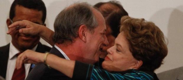 Dilma recorre ao estilo agressivo de Ciro Gomes