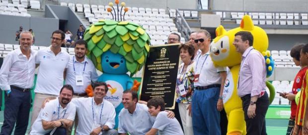 Foto: Fanpage Ministério do Esporte - Maria Esther