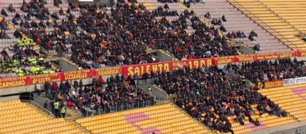 Paganese- Lecce si gioca domani.